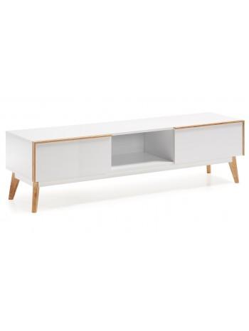 timmy-mobile-per-tv-in-laccato-bianco-opaco-con-profili-in-legno